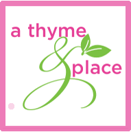 A Thyme and Place - Logo